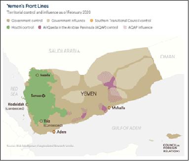 Covid-19 de-escalate Yemen conflict