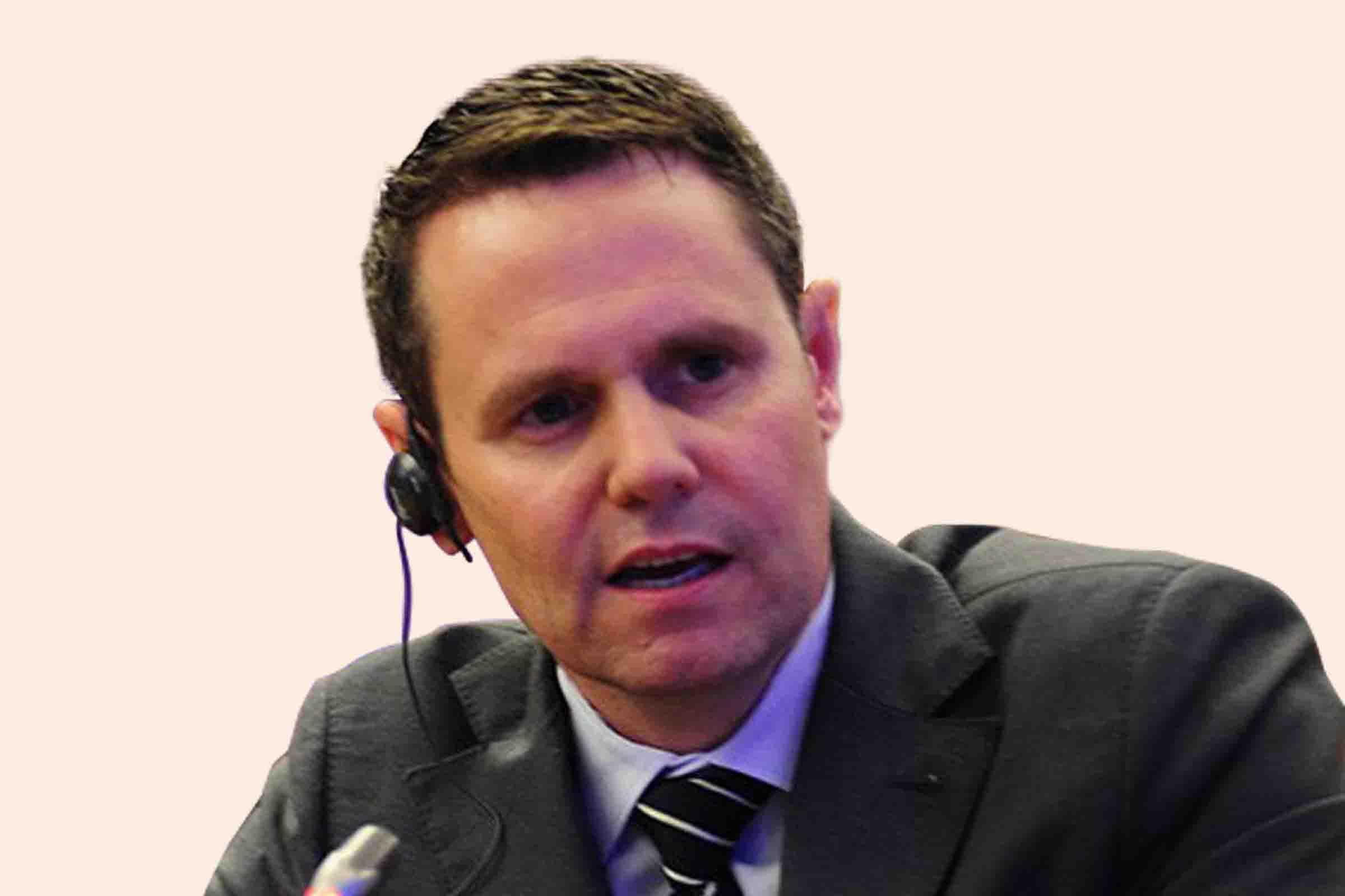Simon Lacey