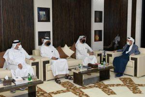 """مركز """"تريندز"""" يبحث تعزيز التعاون البحثي والعلمي مع جامعة الإمارات"""